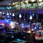 #LoNuevo Ataque en aeropuerto de Estambul deja al menos 28 muertos https://t.co/KrXZzA3sPz #AtaqueEstambul https://t.co/zJvgAsausW