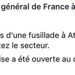 #Istanbul Le consulat général de France ouvre une cellule de crise +90 212 334 87 50 C/ @FranceenTurquie #Turquie https://t.co/HUw8b1gwW9