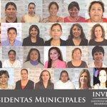 27 Presidentas municipales trabajando por #Veracruz. @Javier_Duarte @osoriochong @flavino_rios @invedemsegob https://t.co/F5uPvXge9A