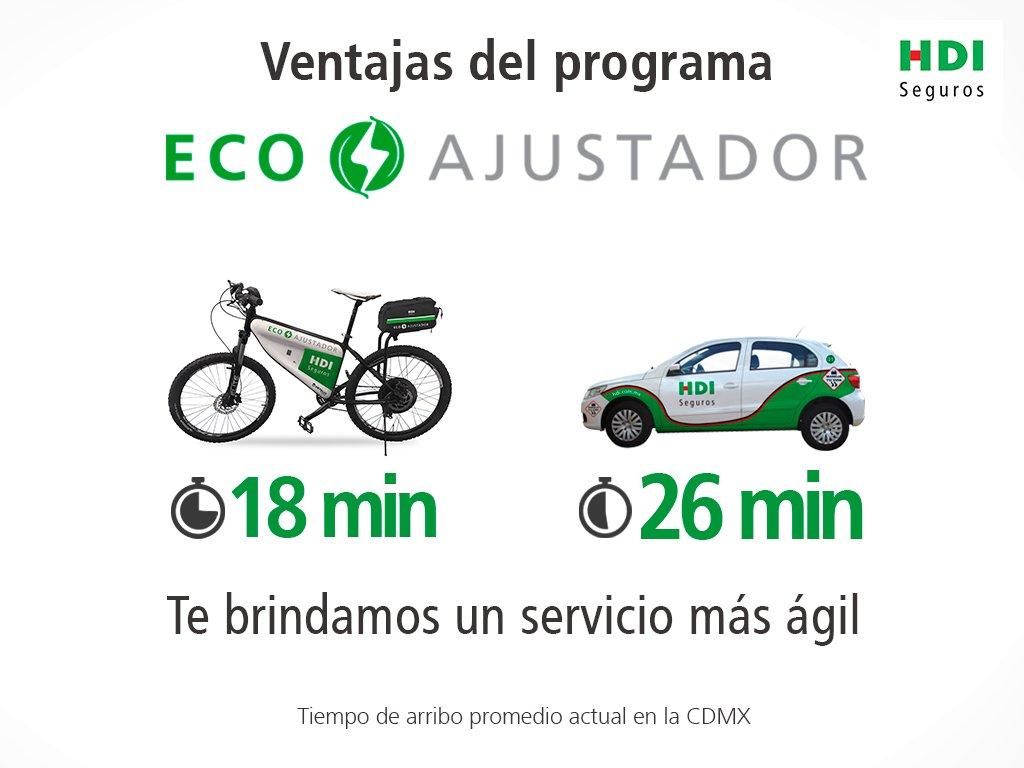#MexiconecesitaMasGenteQue cuide al planeta, es por eso que HDI Seguros lanzó el programa ECO Ajustador. https://t.co/YHD1aau8ce