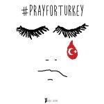 Le coeur serré ... Pas de mot ... Encore ... #PrayForTurkey https://t.co/uxruBILHe4