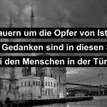 """AM #Steinmeier zu #IstanbulAttack: """"Wir stehen an der Seite der #Türkei."""" Ganze Erklärung: https://t.co/fCQkebAXJ7 https://t.co/Mt5UsAxnNT"""