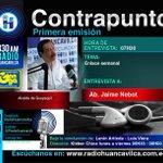 @RadioHuancavilk Mañana 07:30 am escuche el enlace radial con el alcalde de Gye @jaimenebotsaadi https://t.co/fBRajpJ0rJ
