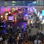 UPDATE: Death toll climbs in suicide attack at Istanbul airport. 28 dead. 60 injured. https://t.co/55AE5cG8A7 https://t.co/BAkqndzIEC