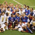 ????????日本代表が初めてW杯に出場した年。????????アルゼンチン、????????クロアチア、????????ジャマイカと対戦して全敗でした。地元????????フランスが初の世界一に。 https://t.co/CefDt7hshp #関係ないけど1998年って何してたの https://t.co/WqyKBkUltS