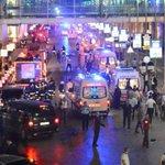 Aumenta a 28 la cifra de muertos por atentado suicida en aeropuerto de Estambul►https://t.co/2pIDstJVcx https://t.co/W5dCizeYPP