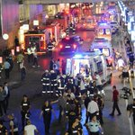 El del aeropuerto de Atatürk es el décimo atentado en Turquía en el último año https://t.co/qXShk4Oama https://t.co/GSc3dV3Va9