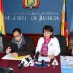 #MinisterioDeJusticia y @BolTurOficial lanzan paquetes turísticos para #AdultosMayores | https://t.co/Fyk2Nfrh1H https://t.co/1lBfBgOWnU