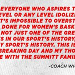Our thoughts are with the Summitt Family. #RIPPatSummitt https://t.co/SdnG4DgAdP