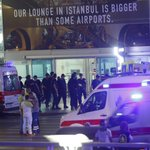 UPDATE: At least 50 dead after suicide bombers strike #Istanbul airport https://t.co/JEKiD9EuTE https://t.co/Tht2pabHX1