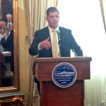 Main Streets Awards w @marty_walsh @BosMainStreets #smallbusiness #mainstreets https://t.co/4LOvuM7gH3