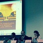 @ProcuradorDDHH da inicio a presentación informe s/proceso de selección de magistrados #CorteSuprema #ElSalvador https://t.co/olV5lZ1jZ9