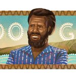 Indigenous land rights campaigner Eddie Mabo being honoured on Google today on what wouldve been his 80th birthday https://t.co/jJFG9mKnRN