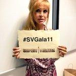 #SVGala11 ¡Entra @Yurena_ en el plató de Supervivientes! ¡RT si te encanta! ???? https://t.co/0FBgMJbayp https://t.co/QQOYXfR8ti