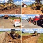 Vias da Universidade Estadual do Maranhão recebendo recuperação através do Gov. @FlavioDino, @claytonnoleto65 https://t.co/IijRGQPe7W