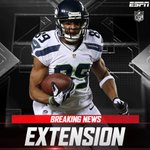 WR Doug Baldwin has agreed to a 4-year extension w/Seattle worth more than $11 million per year. (via @AdamSchefter) https://t.co/alz8thH8FI