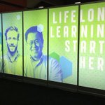 .@EsriTraining is building a location for #lifelonglearning: https://t.co/5nulAyAaCi Take a peek in Hall B! #EsriUC https://t.co/i64j697zeo
