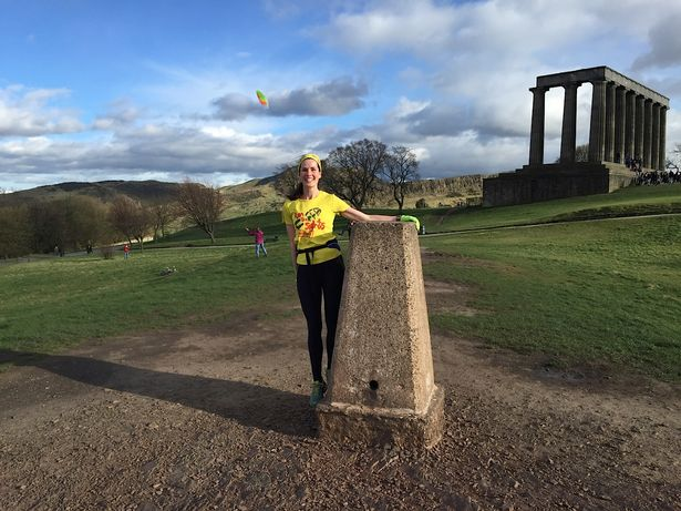 RT @ScotlandNow: A faster and fitter way to see Edinburgh's attractions on a jogging tour