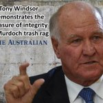 Tony Windsor calls in lawyers over the Murdoch medias gutter propaganda!! https://t.co/1upfQFZL38 #auspol #ausvotes https://t.co/4H6ExSIG0b