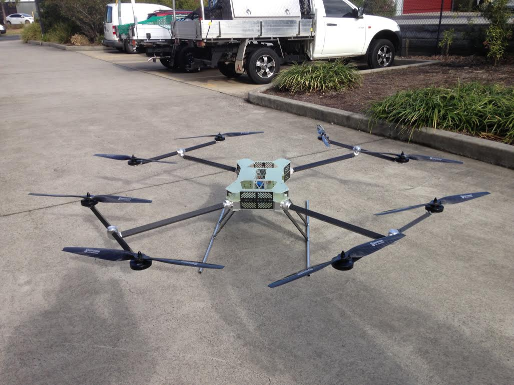 These drones are powered by an #Intel processor & it's serious business! https://t.co/19oAnMdNzE @Intelanz @intel https://t.co/niqssVhmII