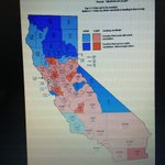 This made b4 Tuolumne county switched to Bernie & shows Bernie cud potentially flip entire state to him winning CA???? https://t.co/XWmKCXBlBz