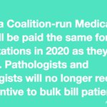 How would the Coalition change #Medicare if reelected? Time for a Policy Primer: https://t.co/jBGPu1g8zP https://t.co/HaFQkxrSJ9