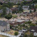 UPDATED: One dead, several injured, homes destroyed after Mississauga explosion https://t.co/QmvOKuuJcv https://t.co/qGBsCVkAlA