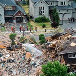 These images show the sheer destruction of the fatal Mississauga house explosion https://t.co/w8rMbhl4Ab https://t.co/QIUlGsueun