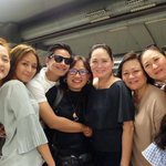 Maam Charo and Tita Malou visit the set of Direk Olive Lamasans movie with KathNiel in Spain! https://t.co/JLn6xQx10o