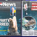 Three days before the election and @TheNTNews psycroc Burt has called it. #mediawatch #auspol #ausvotes https://t.co/4zweCKk1DG