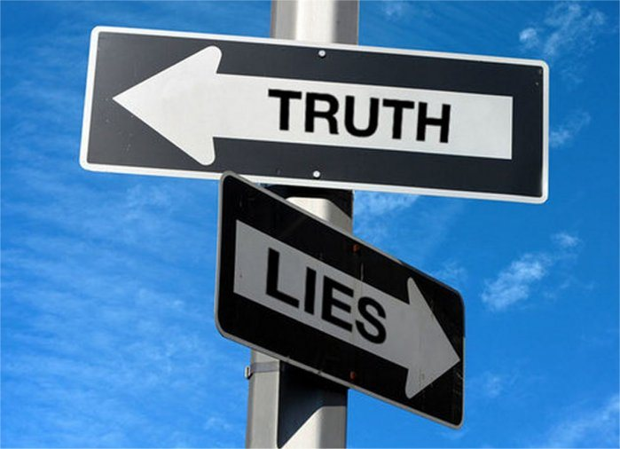 Truth is truth, even if no one believes it. A lie is a lie, even if everyone believes it. https://t.co/9WoCbRJjEn