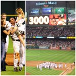 6/28/07 Craig Biggio becomes the 27th player in #MLB history and the first #Astros player with 3,000 hits. https://t.co/crnPq16lNX