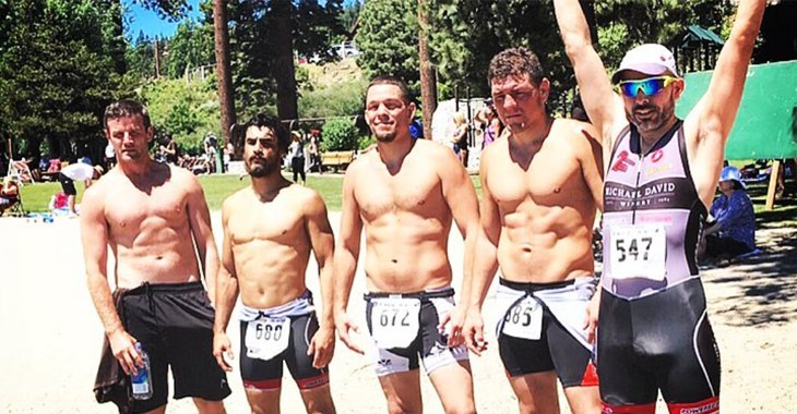 Nate Diaz beats Nick Diaz in triathlon despite move up in weight https://t.co/wwvV86aUDb https://t.co/tlUIRAvXco