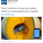 El peruano y su infinita imaginación e ingenio. https://t.co/OlHrrcRS7j