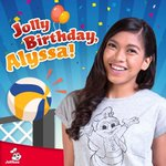 Jolliest birthday to our volleyball phenom, @AlyssaValdez2! May this year bring you more luck, success, & happiness. https://t.co/PSuzK0DfEP