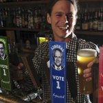"Hopscotchs ""Beer poll"" has Greens ahead. https://t.co/CHpStFo16K https://t.co/hWgszq6KiD"