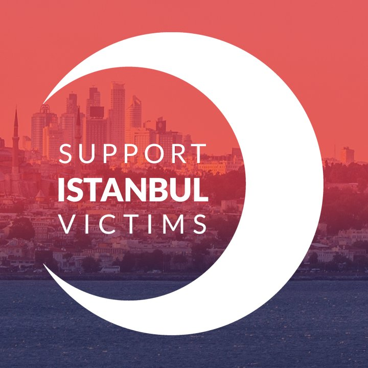 #Istanbul fundraiser is now