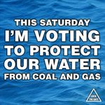 Voting to protect Land and Water #electionin6words https://t.co/1KD44LootX