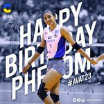 Happy, happy birthday boss @AlyssaValdez2! #AVat23 https://t.co/SFWHtRrbSO