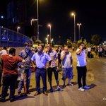 #TURQUIA Van al menos 36 muertos y 147 heridos en el triple atentado del aeropuerto Ataturk de Estambul #AFP https://t.co/1CbRUskygL