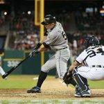 八回に中前打を放ち、通算2986安打 3000まであと「14」としました。 https://t.co/BWpYXlSguT #Ichiro #MLB https://t.co/R1NgDqV573