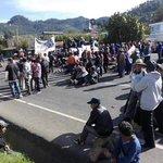 Para mañana #Bloqueos en Cuatro Caminos,Los Encuentros,Chimaltenango, ElZarco,Cocales,LasDelicias entre otros puntos https://t.co/PLdQR03n66