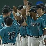 Coastal Carolina forces Game 3! Chanticleers hold off Wildcats to take Game 2, 5-4. #CWS https://t.co/jw2wDP5tZu
