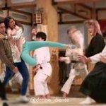 HUUUUUWAAAH! Everybody KungFu Fighting ! ???????? ???? @mainedcm @aldenrichards02 @MaidenGraffix ref.ctto #ALDUBIYAMin14Days https://t.co/s7ANKsvUeY