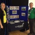 Hello @SustransPBoro! Great to see you at the Peterborough Eco Education Awards today! https://t.co/I9iSF9QBeR