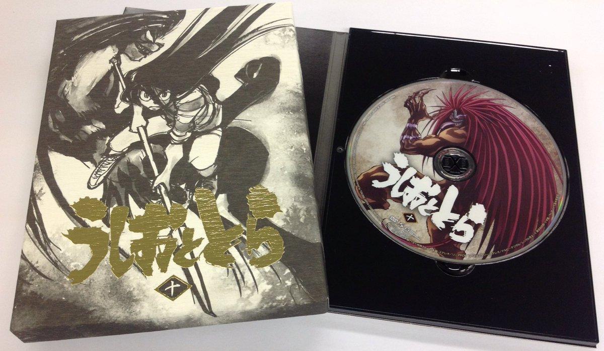 【商品情報】OAは終了しましたが、Blu-ray、DVDは9月まで発売となります!そして、本日は第10巻の発売日です☆全