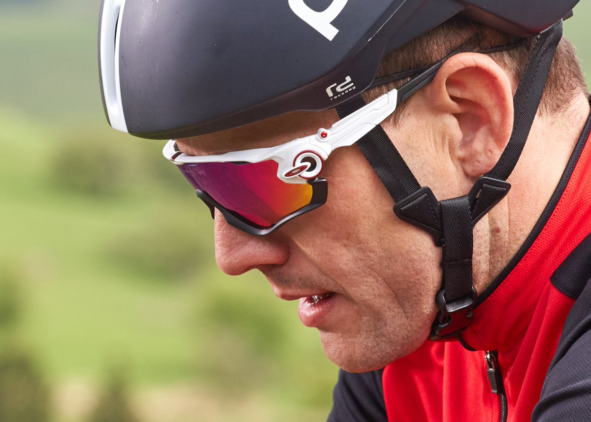 Oakley jawbreaker. prizm™ road. the perfect combination. - scoopnest.com 03b6131739