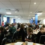 Big turnout for the Health and Wellbeing of our City event in #portsmouth today! https://t.co/dw4QF52Eze