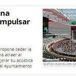 PP #Vitoria plantea solución para atraer eventos y mejorar la acústica del Iradier Arena https://t.co/KzUg6lsXRG https://t.co/0bTdb2MsX0