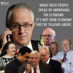 When the Liberals speak about improving the economy - its not yours! #auspol #ausvotes @LaborCoalition @ricklevy67 https://t.co/HbANmewcn8